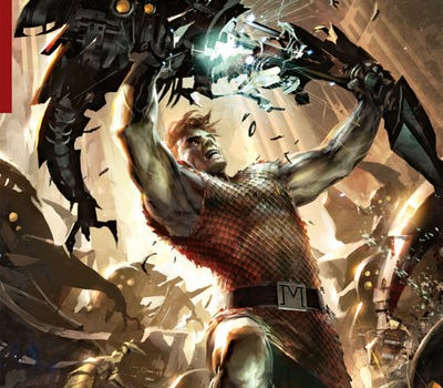Magnus: Robot Fighter #1