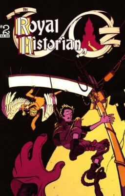The Royal Historian of Oz #2