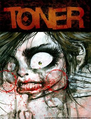 Toner #5 by Jonathan Wayshak