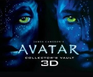 Avatar: Collector's Vault 3D