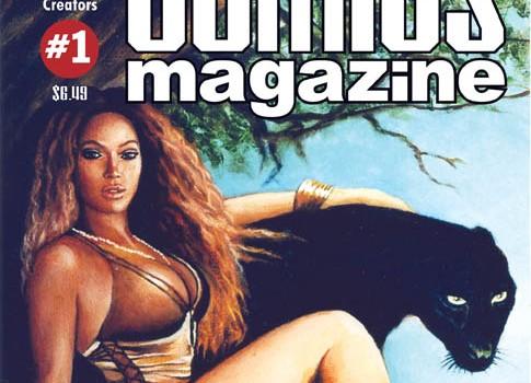 Indie Comics Magazine #1