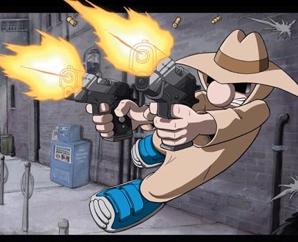 Spy Guy #1