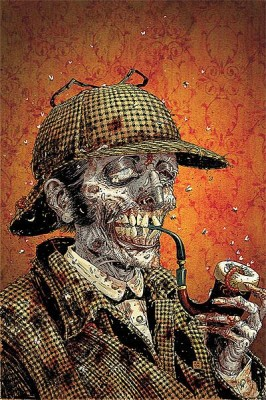 Victorian Undead: Sherlock Holmes vs. Zombies!