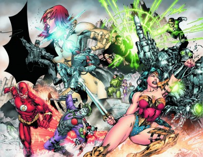 DC Universe Online: Legends #1
