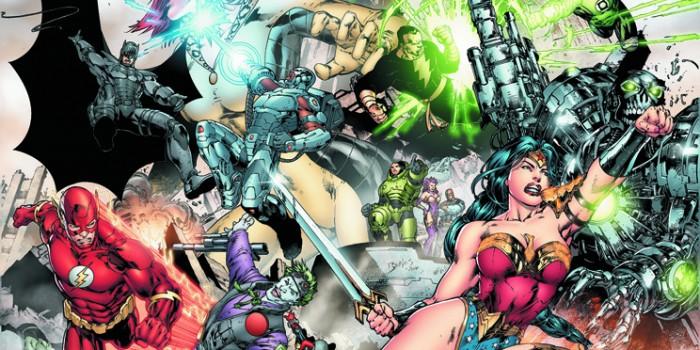 DC Universe Online: Legends #1