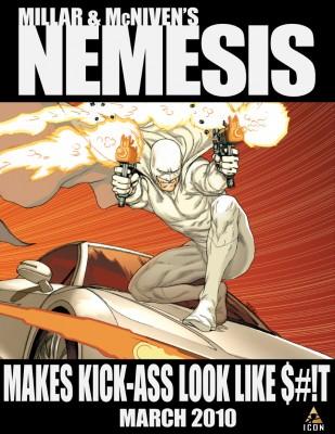Nemesis - Mark Millar, Steve McNiven