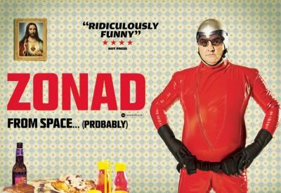 Zonad - poster