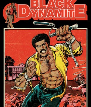 Black Dynamite: Slave Island