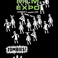 London MCM Expo - Genki Gear - Zombies