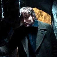 Mads Mikkelsen in The Door