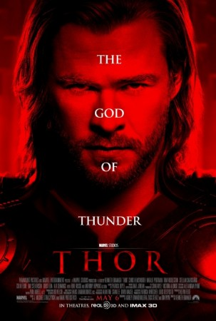 Thor Movie Poster - Chris Hemsworth
