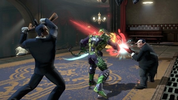 Penguin flocks to DC Universe online