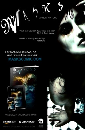 Masks - Aaron Rintoul