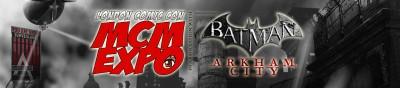 London Comic Con MCM Expo - Batman Arkham City