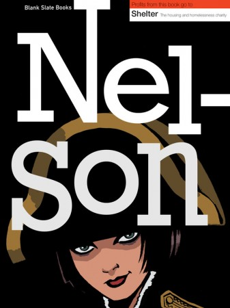 Nelson charity graphic novel
