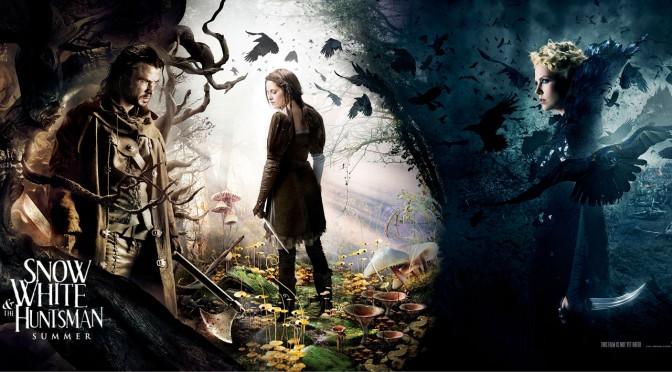 Snow White and the Huntsman - Kristen Stewart