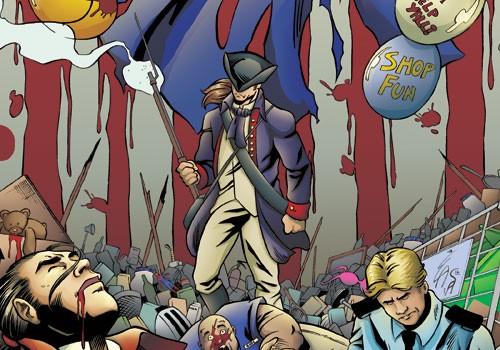 Revolution Aisle 9 - Brady Sullivan