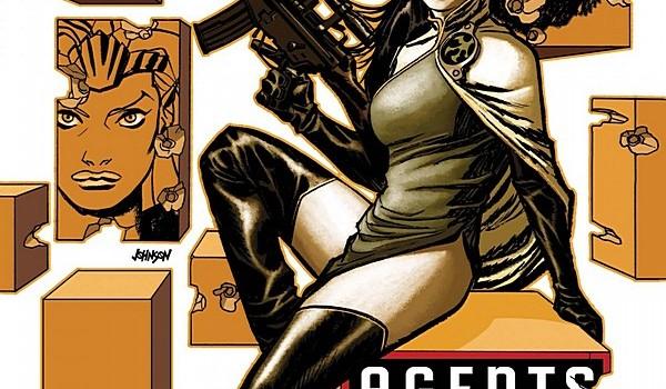 Agents Of Atlas #10