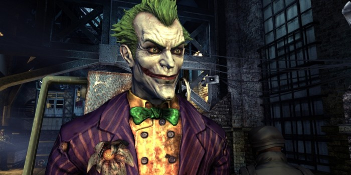Batman: Arkham Asylum - Mark Hamill as the Joker