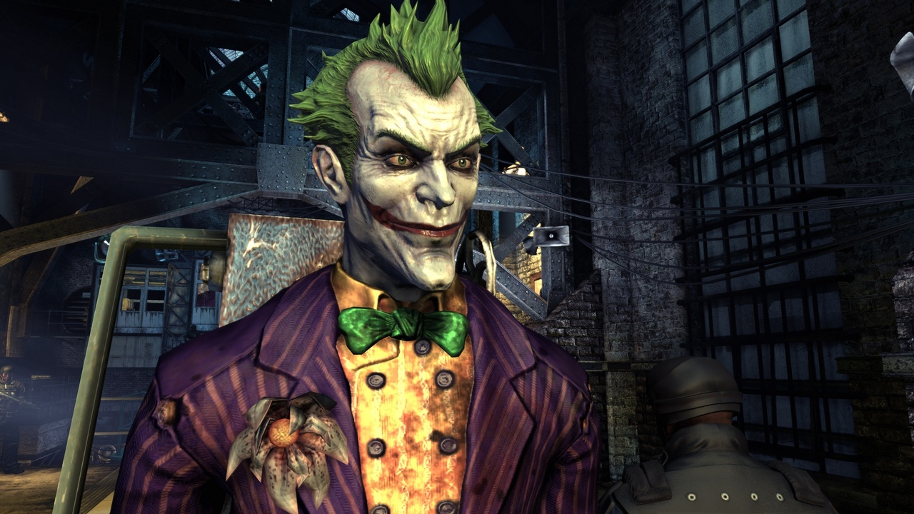 batman and joker games