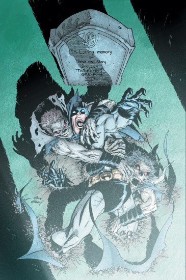 Blackest Night: Batman #3