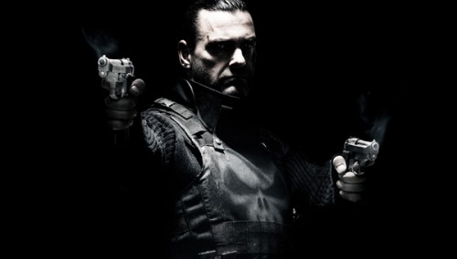 Ray Stevenson as Frank Castle in Punisher: War Zone