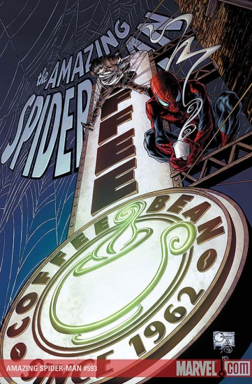 Amazing Spider-Man #593