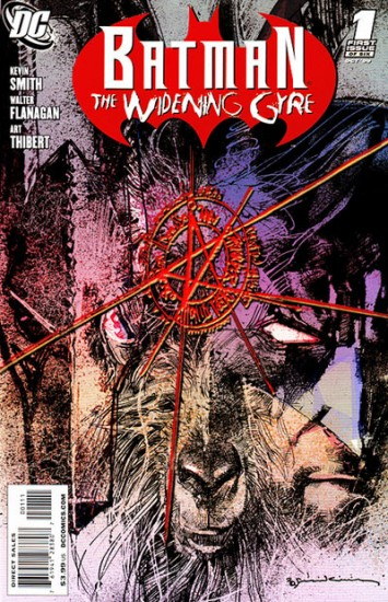 Batman: The Widening Gyre #1
