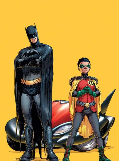 Batman and Robin #1