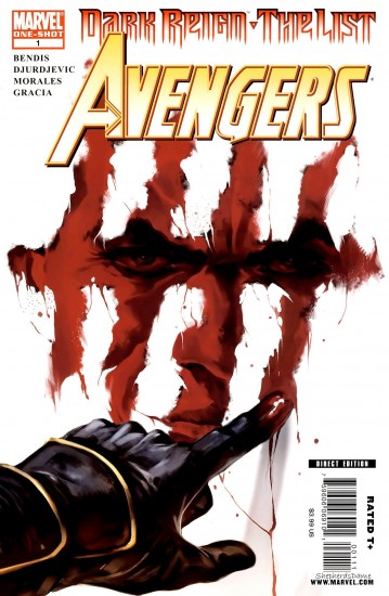 Dark Reign: The List: The Avengers