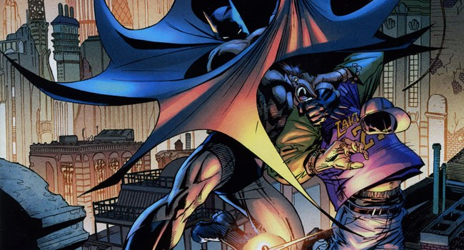 Batman: Detective Comics #853