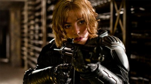 Dredd - Olivia Thirlby as Judge Anderson