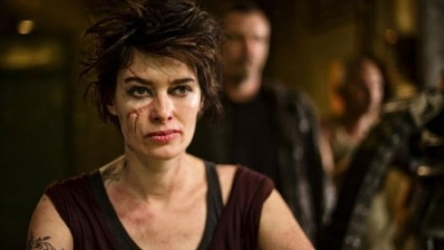 Dredd - Lena Headey as Ma-Ma