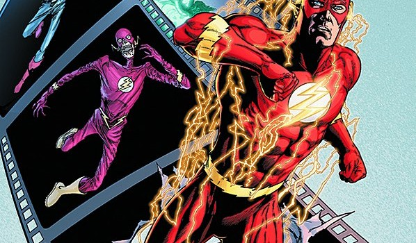 Flash: Rebirth #2