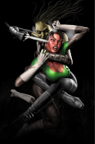 Green Lantern Corps #41