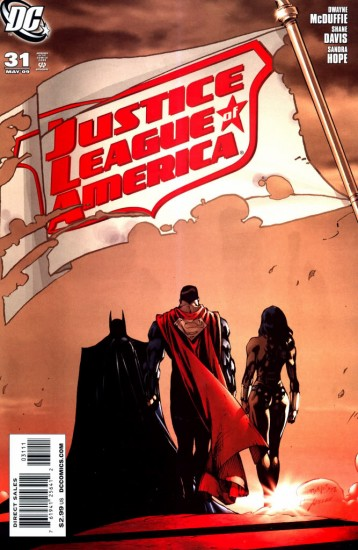 Justice League of America #31