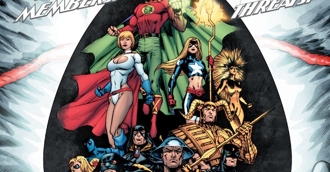 Justice Society of America #29