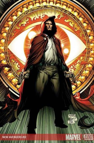 Dark Reign: New Avengers #52