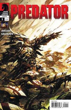 Predator #1 - Dark Horse