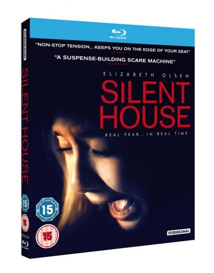 Silent House DVD