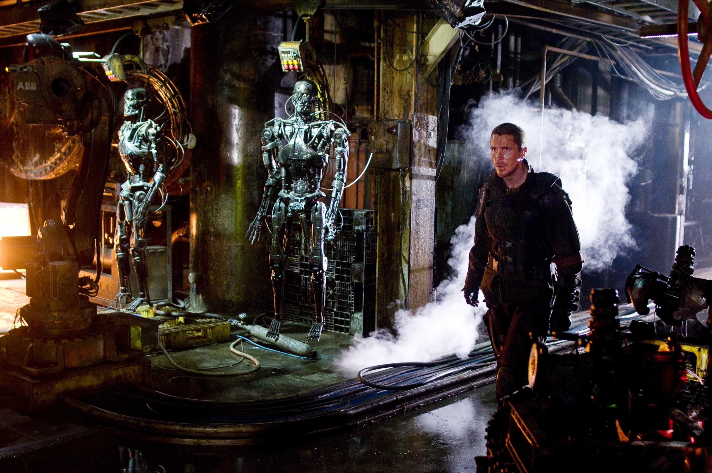 terminator salvation movie review shelfabusecom