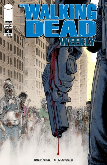The Walking Dead Weekly #5