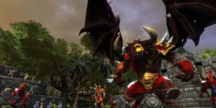 Blood Bowl: Chaos Edition - Daemons of Khorne
