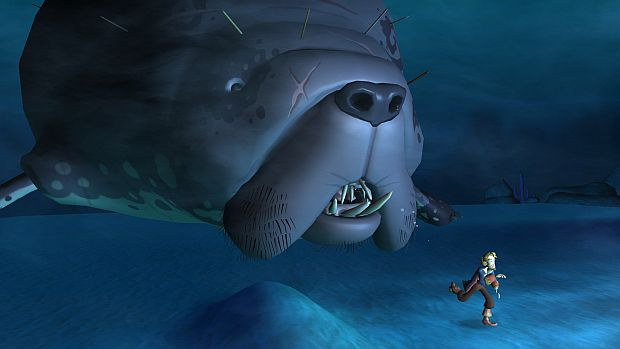 Tales of Monkey Island Chapter 3: 'Lair of the Leviathan' Review