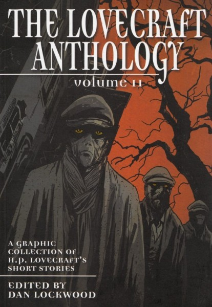 The Lovecraft Anthology - SelfMadeHero