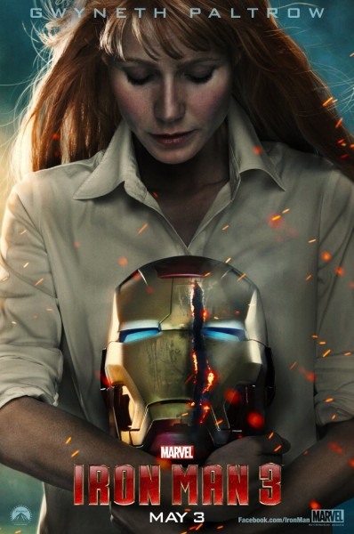 Iron Man 3 - Pepper Potts as Rescue