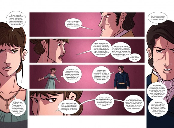Pride and Prejudice - The Graphic Novel
