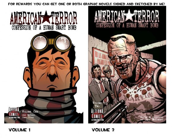 American Terror - Alterna Comics