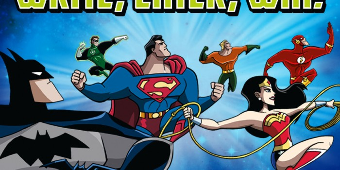 """DC """"Be a Super Hero. Read!"""" Competition"""