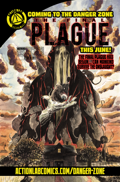 The Final Plague - Action Comics Danger Zone